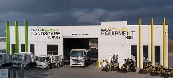 Ballarat Landscape Supplies front