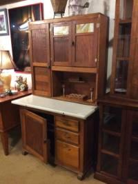 Vintage Hoosier Cabinet $550 SOLD  Ballard Consignment