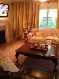 Coffee Table Matching End Tables? - How To Decorate
