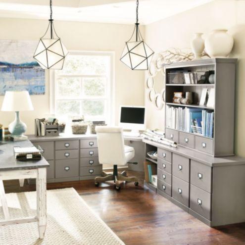 Lindsay Home Office Furniture Collection Ballard Designs