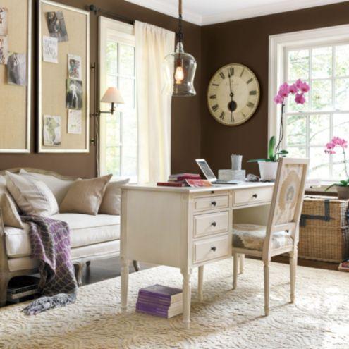 ballard home office design Dianna Home Office Furniture   Ballard Designs