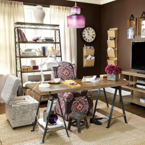 ballard home office design Nadine Home Office Furniture Collection | Ballard Designs