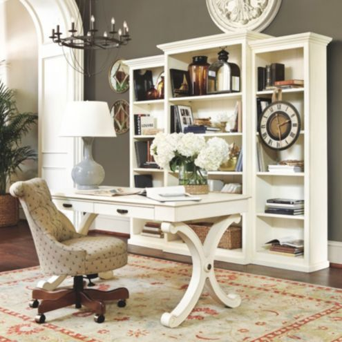 Whitley Home Office Furniture Collection  Ballard Designs