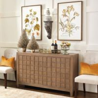 Abbeville Double Door Stacking Cabinet | Ballard Designs