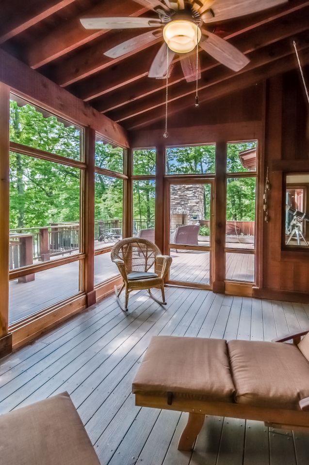 WV Lake Overlook  BallardMensua Architecture