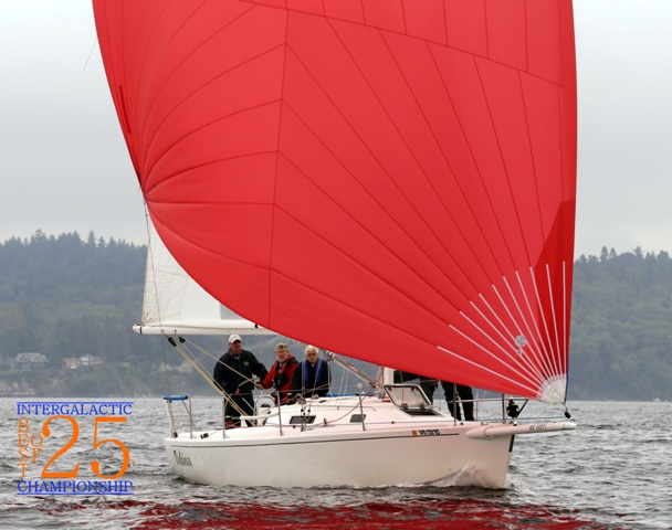Best Of 25 Intergalactic Championships Ballard Sailor