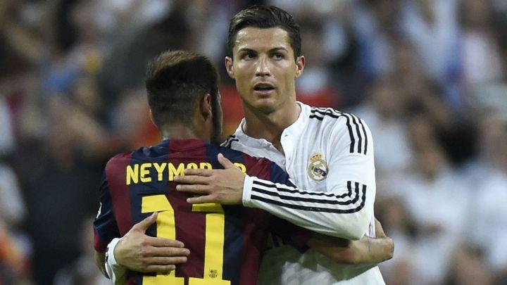 Ronaldo vs Neymar