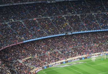 Il Nou Camp di Barcellona
