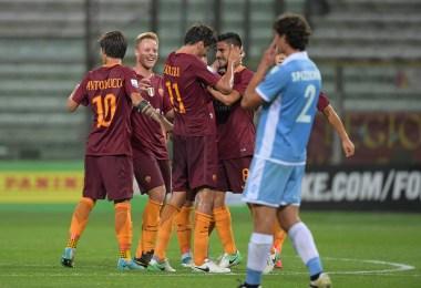 La Roma in semifinale