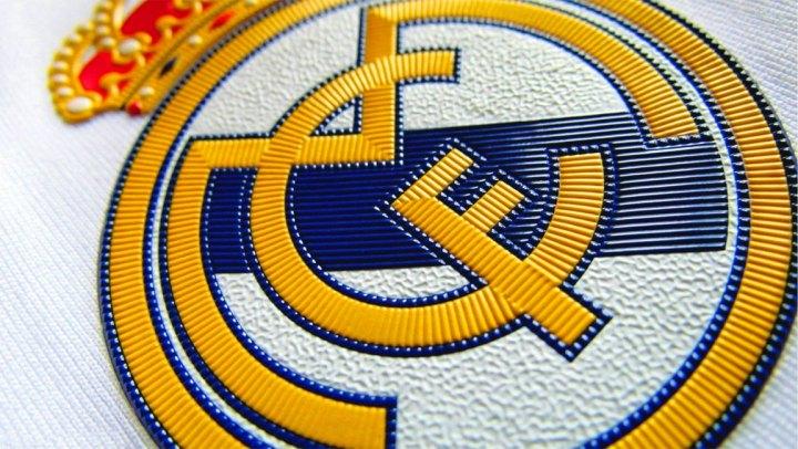 Lo stemma del Real Madrid