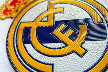 Lo stemma del Real Madrid