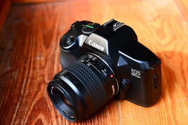 canon 850qd พร้อมเลนส์ Canon 35 - 80mm ballcamerashop (1)