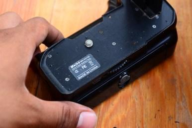 _Nikon D3100 Battery grip meike ballcamerashop (2)