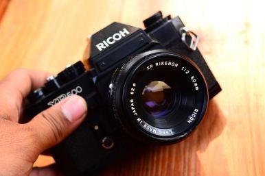 _XR500 พร้อมเลนส์ ricoh 50mm F2 ballcamerashop (4)