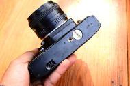 XR500 พร้อมเลนส์ ricoh 50mm F2 ballcamerashop (6)