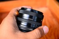 Canon FD 50mm 1.8 For Micro Four Third (Olympus OM,EP Panasonic G,GF,GX,GH) ballcamerashop (7)