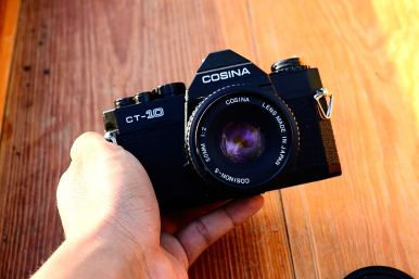 cosina ct-10 with 50mm F2 ballcamerashop (1)