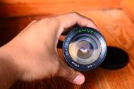 Hanimax 28mm F2.8 for Sony NEX Sony A7 Sony E Mount ballcamerashop (2)