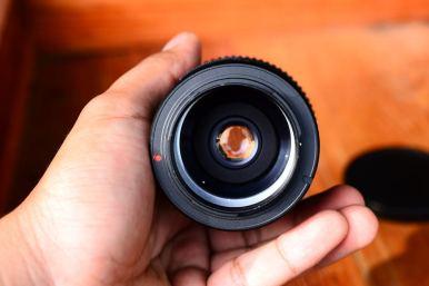 Hanimax 28mm F2.8 for Sony NEX Sony A7 Sony E Mount ballcamerashop (6)