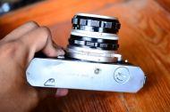 Nikkormat พร้อมเลนส์ 50mm F2 (9)