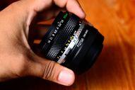 olympus om 50mm F1.8 For Olympus Mirrorless Micro Four Third ballcamerashop (3)