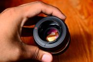 olympus om 50mm F1.8 For Olympus Mirrorless Micro Four Third ballcamerashop (5)