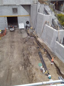 Job 157 - Caldecott Tunnel Grading - Photo 2