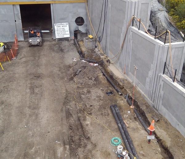 JOB 157 – Caldecott Tunnel Grading – Photo 2