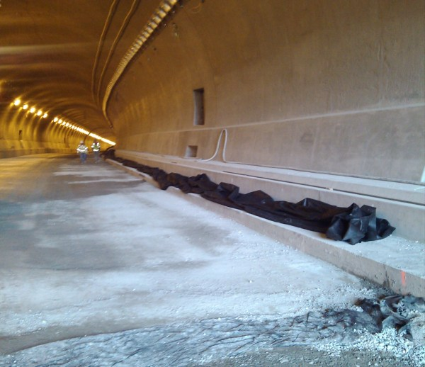 JOB 157 – Caldecott Tunnel Grading – Photo 1