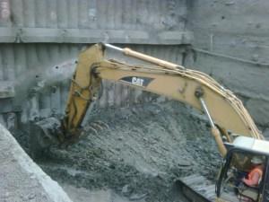 Job 157 - Caldecott Tunnel Grading - Photo 7