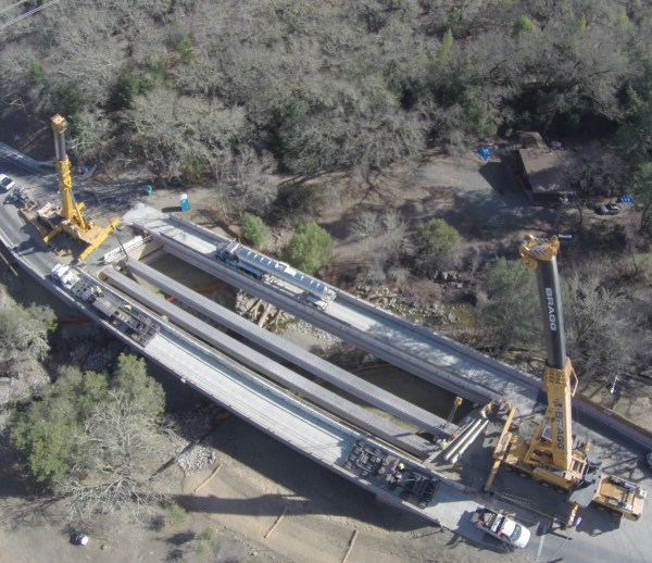 Job 183 - Porter Creek Sonoma County Bridge Replacement