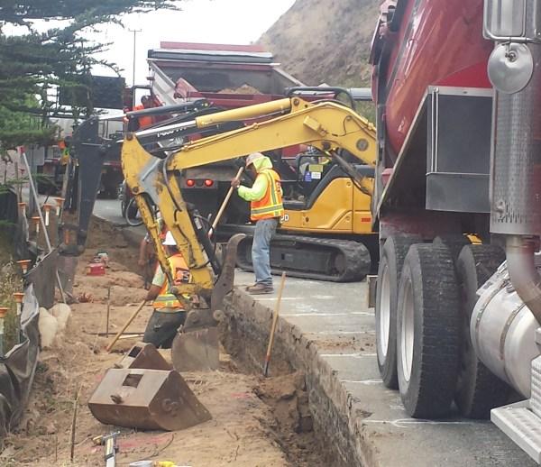 Job 193 - Highway 1 Albion Rehabilitation