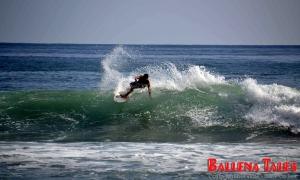 Surfing - Best Waves - Dominical - Costa Rica - Photo by Dagmar Reinhard