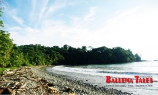 Playa Piñuela es una de las playas de Costa Rica.del Parque Marino Ballena