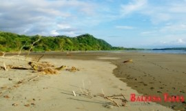 Playa Tortuga, Ojochal, Costa Ballena, Osa, Costa Rica