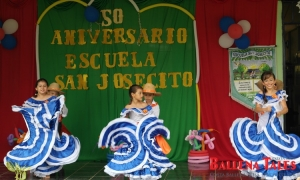 The 50 years of the School of San Josecito, Uvita, Osa, Costa Rica