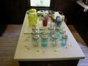 Fun summer mason jars for lemonade