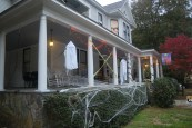 Ballentine Spence Haunted House