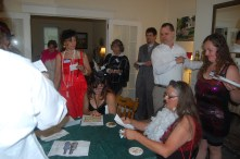 2014 Murder Mystery Party at the Ballentine-Spence House