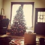 Holiday Home Tour prep at Ballentine-Spence House