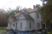 historical home receives new roof in 2015