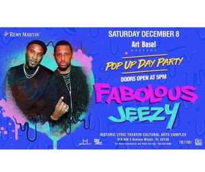 MIA- Fabolous & Jeezy 12/8 @ Historic Lyric Theater Cultural Arts Complex |  |  |