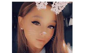 Ariana Grande Swatted
