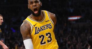 LeBron James Play