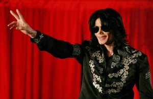 Michael Jackson Rock and Roll