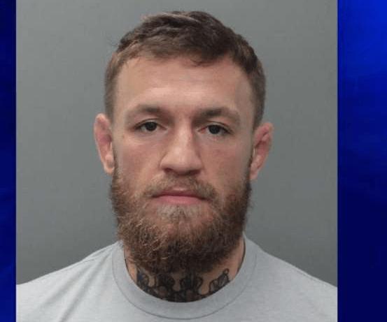 Conor McGregor Arrested in Miami