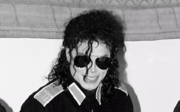 Michael Jackson Stuff Removed