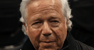 Robert Kraft for coronavirus