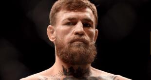 Conor McGregor Punches Man