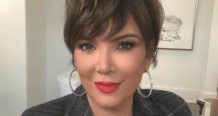 Kris Jenner Talks Scandal